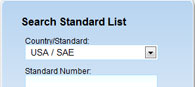 SAE Materials and Standards: Step 2
